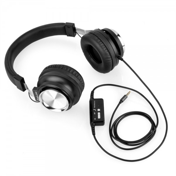 ZasLuke Active Noise Cancelling Headphones,HiFi St...